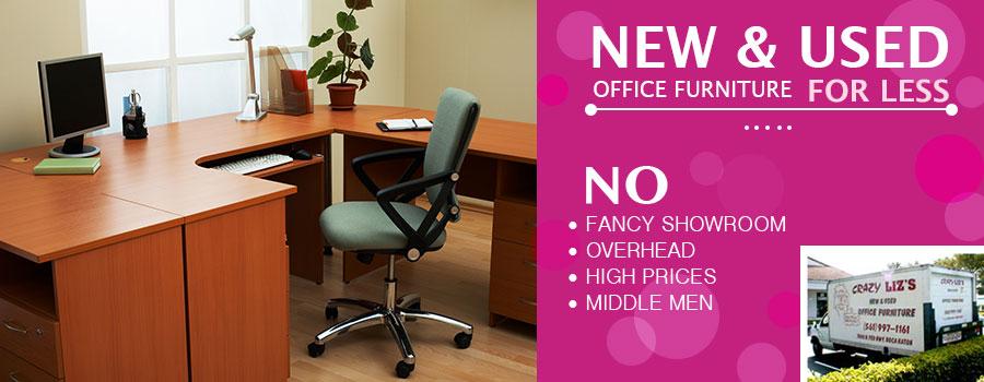 New Used Office Furniture